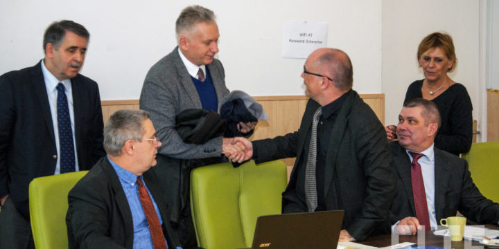 Ranking Workshop in Budapest: New Cooperations